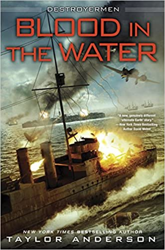 Read Blood In the Water (Destroyermen) PDF, azw (Kindle), ePub