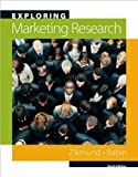 img - for Exploring Marketing Research (with Qualtrics Card) (text only) 10th (Tenth) edition by W.G. Zikmund.B.J. Babin book / textbook / text book