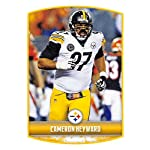 be65a3dfe 2018 Panini NFL Stickers Collection  121 Cameron Heyward Pittsburgh Steelers .