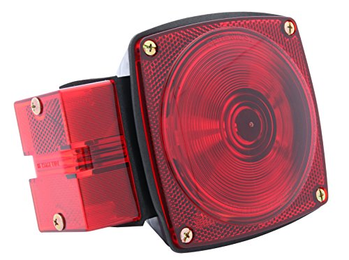 Optronics ST5RS Tail Light, Red
