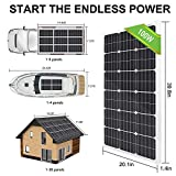 ECO LLC 3000CFM Solar Powered Attic Fan DC 65W