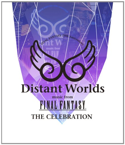 Game Music - Distant Worlds Music From Final Fantasy The Celebration [Japan BD] SQEX-20011