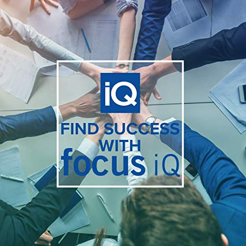 FOCUS IQ- Brain and Memory Support to Increase Mental Focus and Concentration.