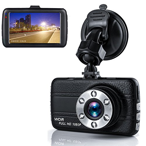 Picture of a Dash CamDashboard Camera Frehoy Full 629099230268