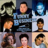 img - for Funny Business: The Best of Uproar Comedy, Volume I book / textbook / text book