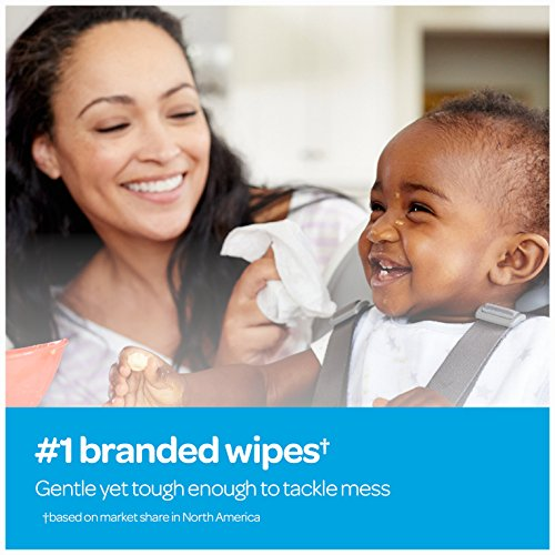 Large Product Image of HUGGIES One & Done Scented Baby Wipes, Hypoallergenic, 3 Refill Packs, 648 Count Total