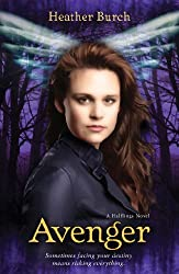 Avenger (The Halflings Series Book 3)