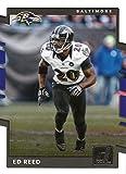 2017 Donruss #163 Ed Reed Baltimore Ravens Football Card