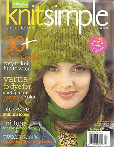 - Knit Simple (Vogue Knitting Presents - Fall 2007)