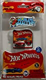 Hot Wheels World's Smallest Hot Wheels Tiny Versions Red Bone Shaker / Green Twin Mill / Blue Roger Dodger Miniatures Diecast 3 Pack in Retro Package