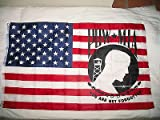 3x5 Pow Mia US USA PowMia P.O.W. M.I.A. Flag 3'x5' Banner