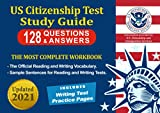 US Citizenship Test Study Guide - 128 QUESTIONS and