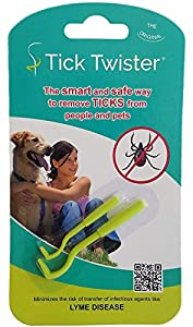 1. Tick Twister Tick Remover Set
