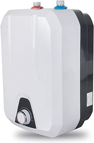 Kitchen Electric Water Heater Household Bathroom Electrical Hot Water 8L,1500W 110V Shipping From USA
