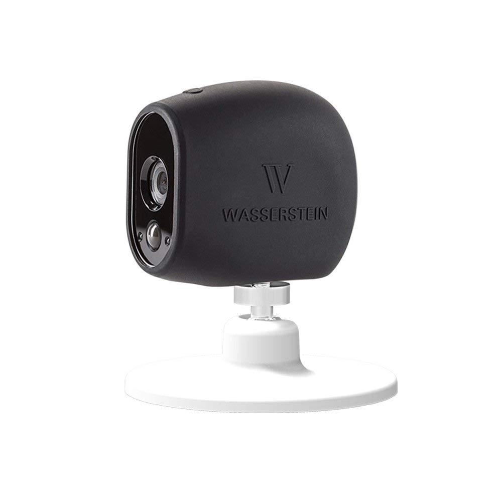 BFHCVDF Wall Desktop Bracket Holder Base Stand Mount Security Camera Accessory White