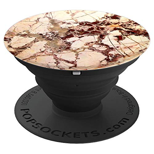 Texture Looks like Jasper Chalcedony Stone Marble Opal - PopSockets Grip and Stand for Phones and Tablets