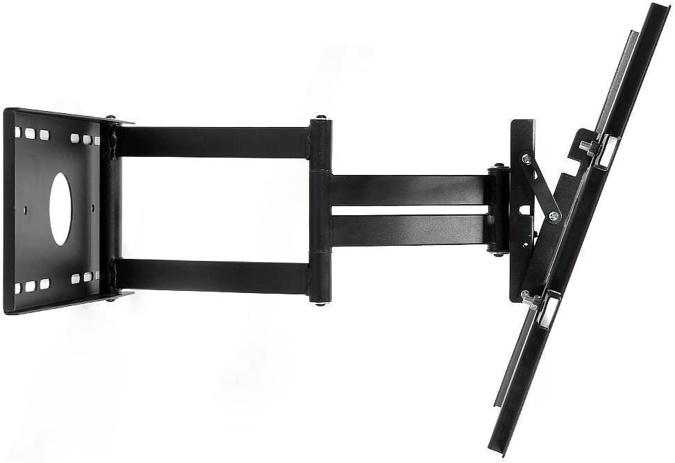 Some up to 52 53 55 inch VESA up to 400X 400mm Henxlco Full Motion Articulating Tilt Swivel TV Wall Mount Bracket for Most 26 29 32 37 39 40 42 47 50 inch Flat Screen Panel Plasma LED LCD TVs