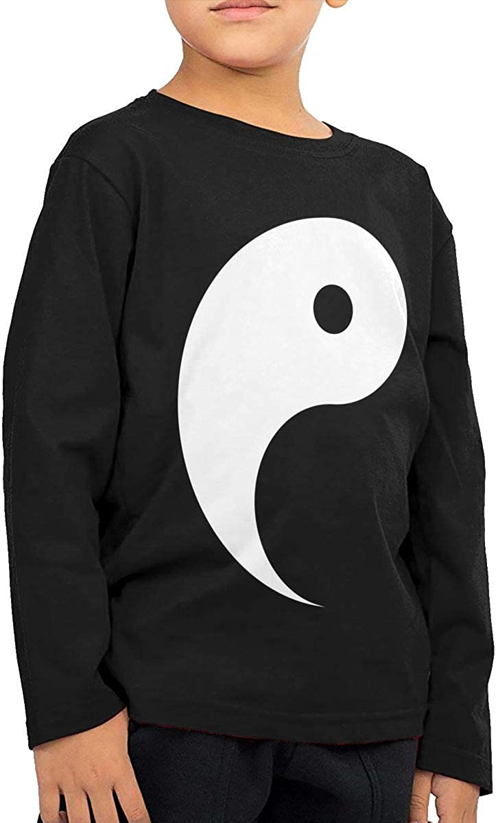 Yin-Yang ComfortSoft Long Sleeve Shirt Toddler Yin