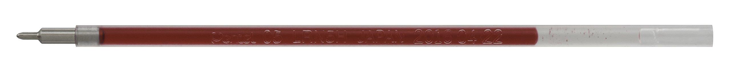 Recarga Tinta Pentel Rojo (LRN5H-B)