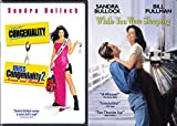 Sandra Bullock Collection - While You Were Sleeping, Miss Congeniality, & Miss Congeniality 2: Armed and Fabulous 3-Movie Bundle