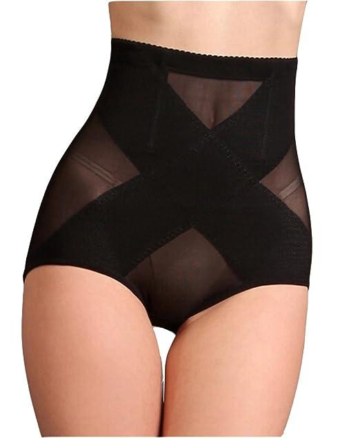 08122a06efe Instant Tummy Waist Cincher Shapewear Elastic Hi-waist Hip Underwear  Breathable (Medium