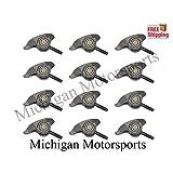 Michigan Motorsports 4.3L V6 Rocker Arm QTY 12 Fits- Chevrolet, GMC, Isuzu, Oldsmobile Vehicles