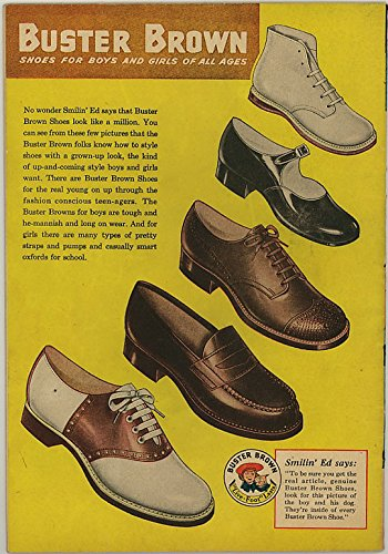 buster brown shoes