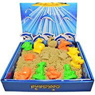 Cool Sand 3D Sandbox - Kinetic Sand For All Ages - Sea Creatures Edition