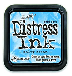 Ranger Tim Holtz Distress Ink Pad, Salty Ocean
