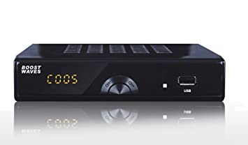 BoostWaves Digital Converter Box DVR 1080P HDTV HDMI Output 7 Day Program Guide  sc 1 st  Amazon.com & Amazon.com: BoostWaves Digital Converter Box DVR 1080P HDTV HDMI ... Aboutintivar.Com