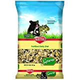 Kaytee Supreme Hamster and Gerbil Food, 4-lb bag