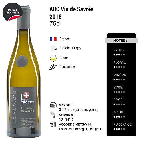 Vin-de-Savoie-Chignin-BergeronFabien-Trosset-Blanc-2018-Maison-Perret-Vin-AOC-Blanc-de-Savoie-Bugey-Cpage-Roussanne-Lot-de-3x75cl