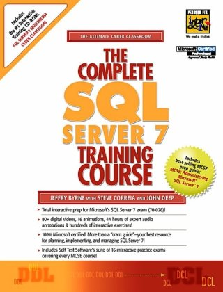 Complete SQL Server 7 Training Course, The
