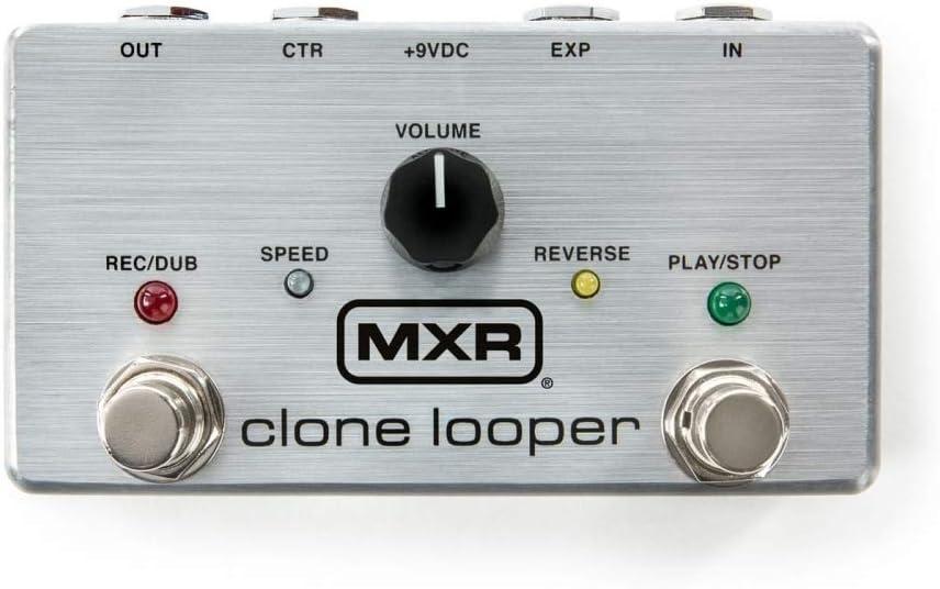 MXR M303 Clone Looper Pedal - Pedal Looper para guitarra