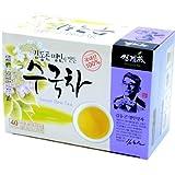 Korean Hydrangea Sweet Dew Tea 1.2g X 40 Tea Bags by Ssangkye Tea