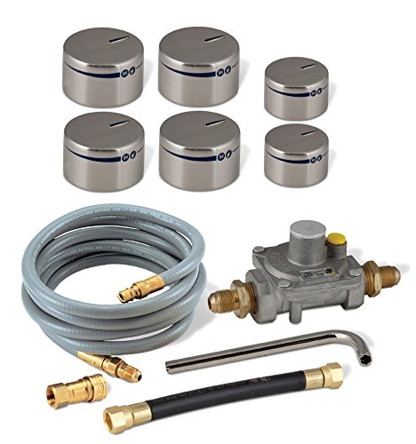 Saber EZ Natural Gas Conversion Kit - Gas Grill Conversion Kit