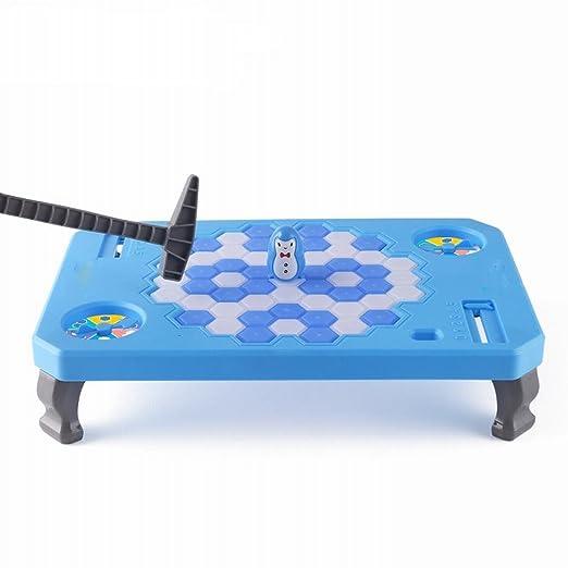 YC Save Penguin Board Games Building Blocks Juegos de Mesa para ...