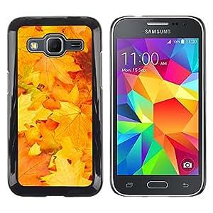 Stuss Case / Funda Carcasa protectora - Descent Of Autumn Leaves - Samsung Galaxy Core Prime