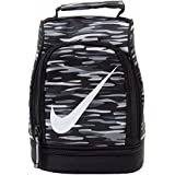 Nike Dome Lunch Tote Black/Cool Gray/White (Black/Cool...