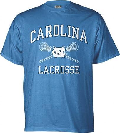 quality design 879d5 f9c4b North Carolina Tar Heels Perennial Lacrosse T-Shirt