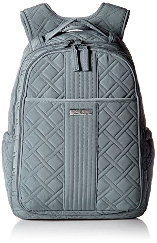 Vera Bradley Women's Backpack Baby Bag, Charcoal by Vera Bradley