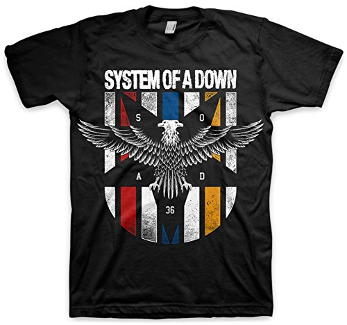 system-of-a-down-eagle-t-shirt-size-xxl