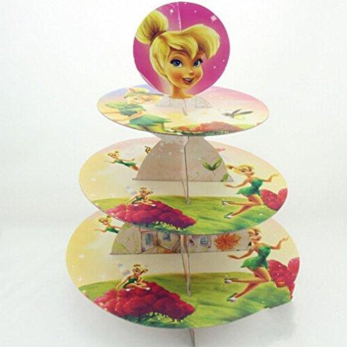 Diseño de Campanilla Bell de tartas soporte para tartas de 3 ...