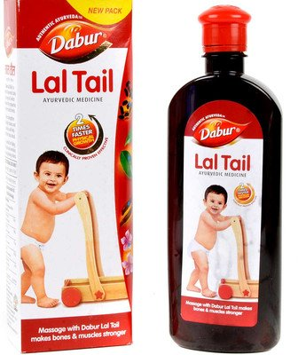 Dabur Lal Tail 100ml Large Size (Pack of ()