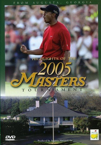 - Highlights of the 2005 Masters Tournament