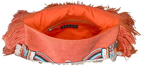 Allie Clutch Allie Shashi Shashi Orange Allie Orange Crossbody Shashi Crossbody Crossbody Clutch qWHw1AHI