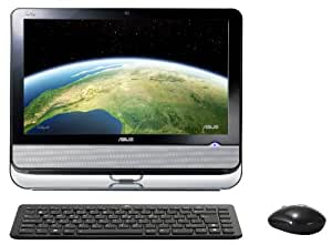 ASUS Eee Top ET2002-B0017 20-Inch Black All-in-One Desktop PC (Windows 7 Home Premium) (Discontinued by Manufacturer)