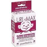 URI-MAX sterile Klebe-Urinbeutel (10 Stück) für Kinder - Urinbeutel für Reise, Unterwegs oder Labor┇Adhesive Urine Collectors - for paediatric use