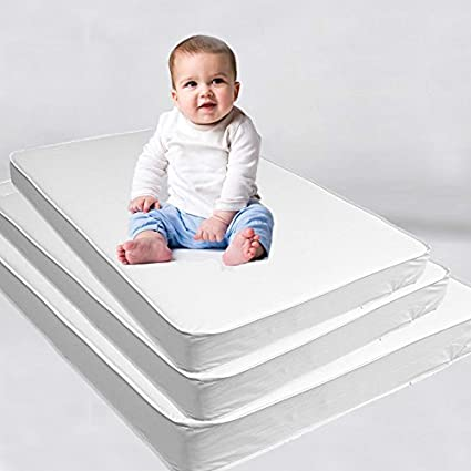 Custom Size Baby Mattress - 2' Thick, size: Medium Baby Kids Bargains