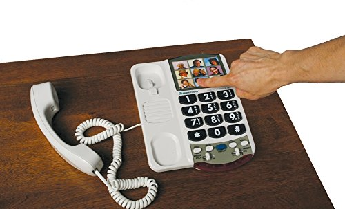 Clarity P300 Handset Landline Telephone by Clarity